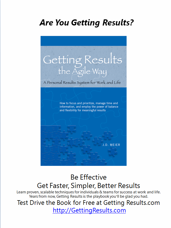 image:Poster - Getting Results -- The Book.png